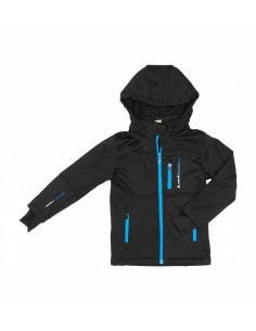 blouson-softshell-garçon-junior-ecanne-peak-mountain